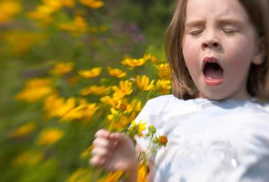درمان طبیعی آلرژیها