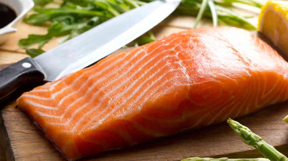 ماهی وکلسترل HDL