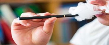 خطر سیگارهای الکترونیک