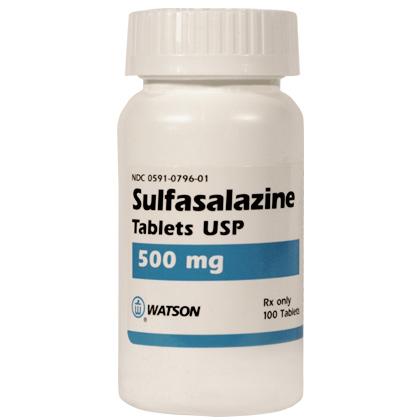 سولفاسالازین، درمان کهیر