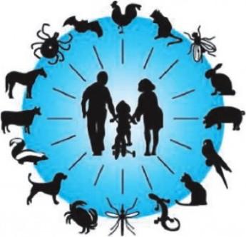 بیماریهای قابل انتقال بین انسان و حیوان (زئونوزها) (۸)