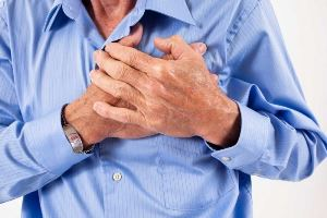 درد سینه بیشتر در بیماران افسرده