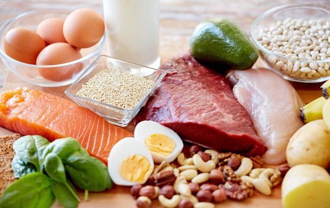 مواد خوراکی ضدپیری سلولها