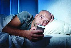 رسانههای اجتماعی و اختلال خواب