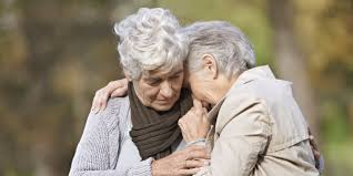 افزایش سن و نشانههای افسردگی