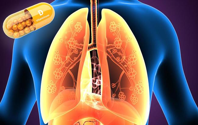 مصـرف ویــتامینD و کاهـش عفونتهای تنفسی