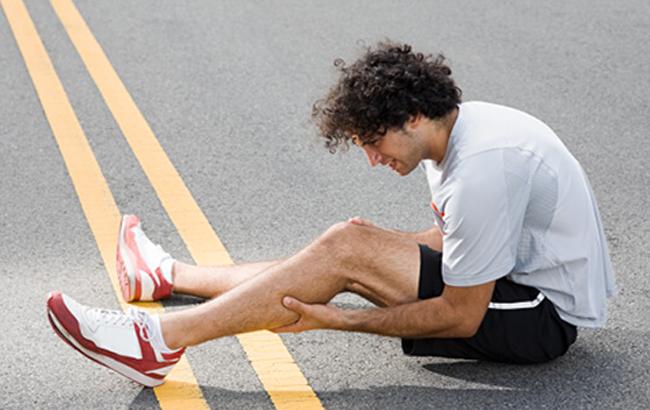 کاهشدردهای کرامپی ساقپا با کشش عضلاتساق
