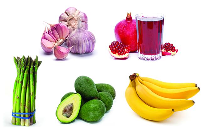 اختلالات نعوظ مردان و راههای درمانی تغذیهای