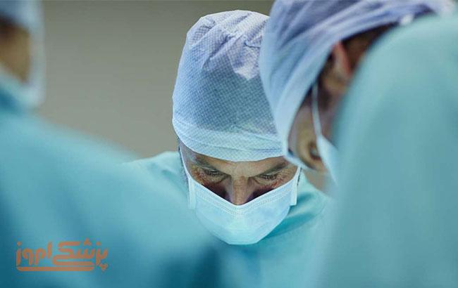 انواع جراحی در بیماران ام اس