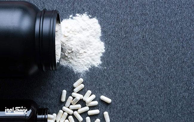 مصرف مکمل ها خطری جدی برای جوانان