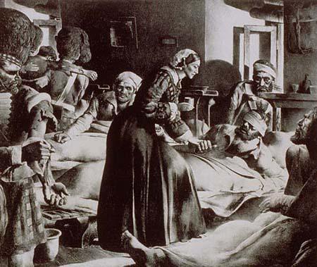تأثیر یک جنگ برطب