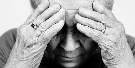 رابطه افسردگی با دمانس