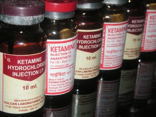 تزریق سریع کتامین در کودکان