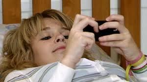 مشکلات خواب در کاربران نوجوان رسانه دیجیتال