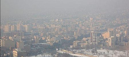 آلودگی هوا و بروز سکتهمغزی