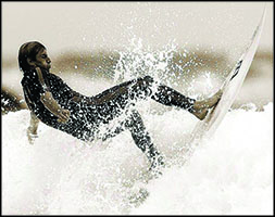 ورزشهای ساحلی و خطر مقاومت آنتیبیوتیکی