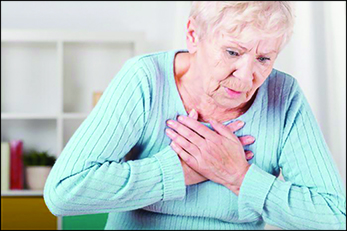 اختلال شناختی و تشدید نارسایی قلبی