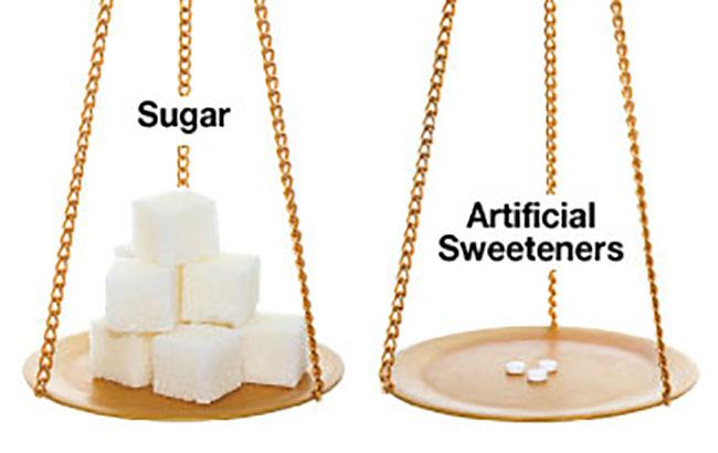 چرا شیرینکنندههای مصنوعی سبب افزایش اشتها میشوند؟