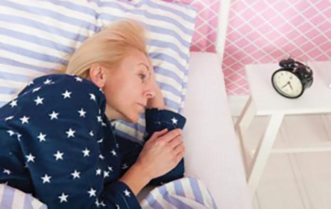 تسریع روند پیری با یائسگی و بیخوابی