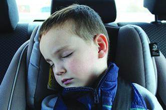 سرب، از دلایل اختلال خواب کودکان