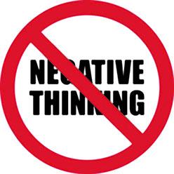روشهای تخلیه ذهن از افکار منفی