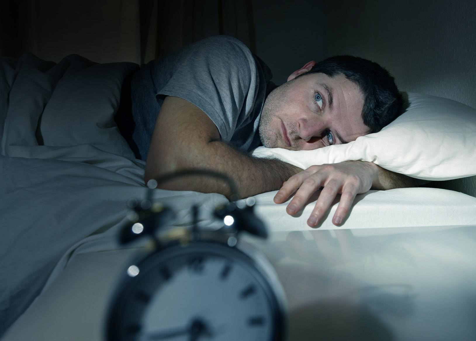 نا امید از خواب
