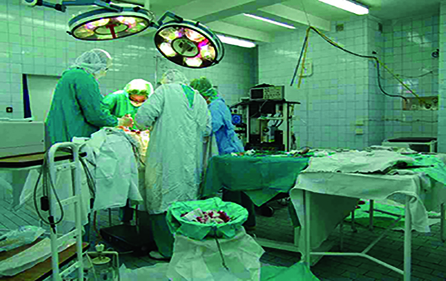 بستری مجدد پساز جراحی فوریتی