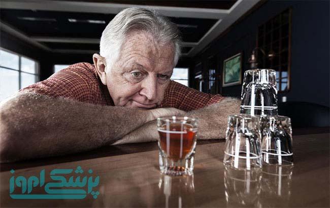 مصرفِ الکل و خطر ابتلا به زوال عقل