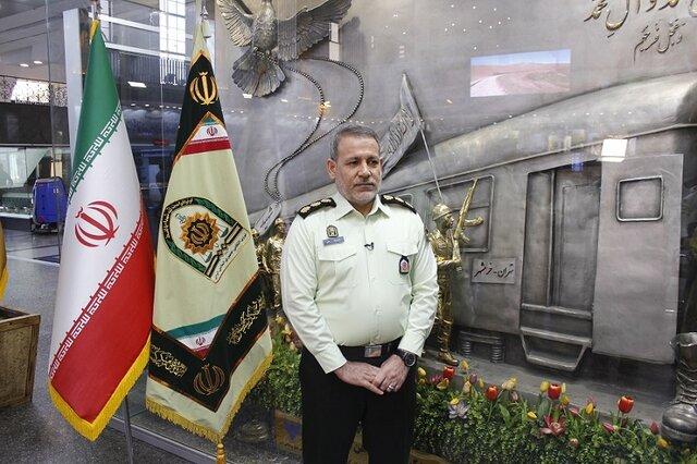 آمادهباش پلیس راهآهن برای بازگشت زائران اربعین