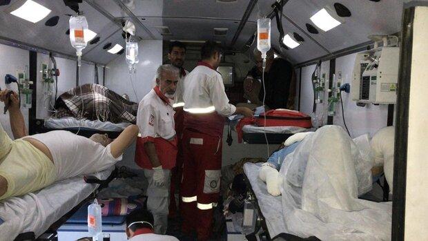 اسامی ۹ بیمار انتقالی از بیمارستان الحسین کربلا به مرز مهران