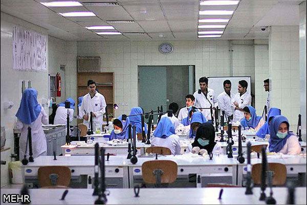 شهریه دانشجویان پزشکی در پردیسهای خودگردان آزاد/ سیر نزولی پذیرش