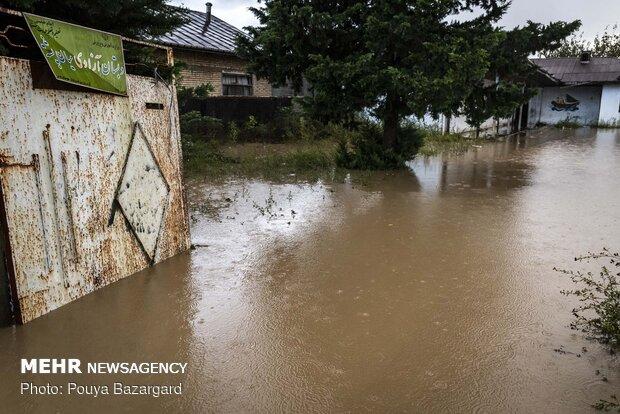 گزارش اولیه سیلابهای اخیر به رئیس جمهور ارائه شد