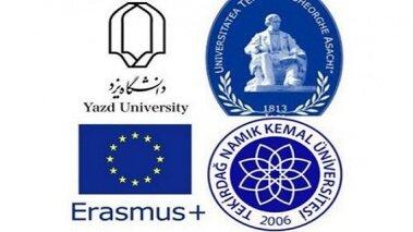 امضای تفاهمنامه همکاری دانشگاه یزد و دانشگاههای رومانی و ترکیه