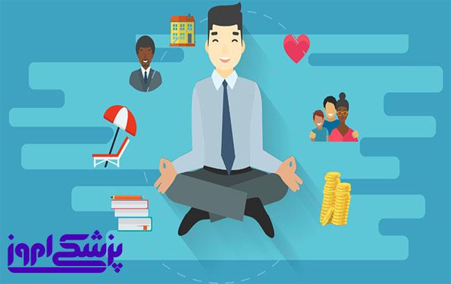درمان استرس و اضطراب با کمک یوگا