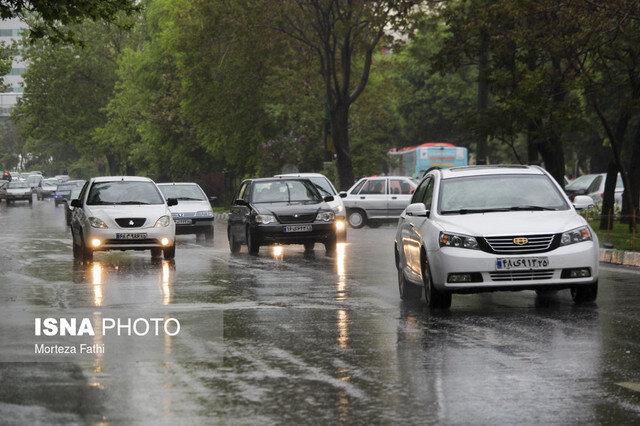 کاهش بارشها در کشور تا هفته آینده