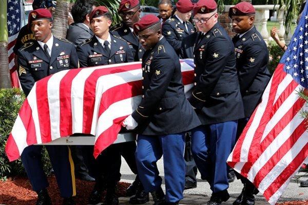 ۳ نظامی آمریکائی در کره جنوبی کشته و زخمی شدند
