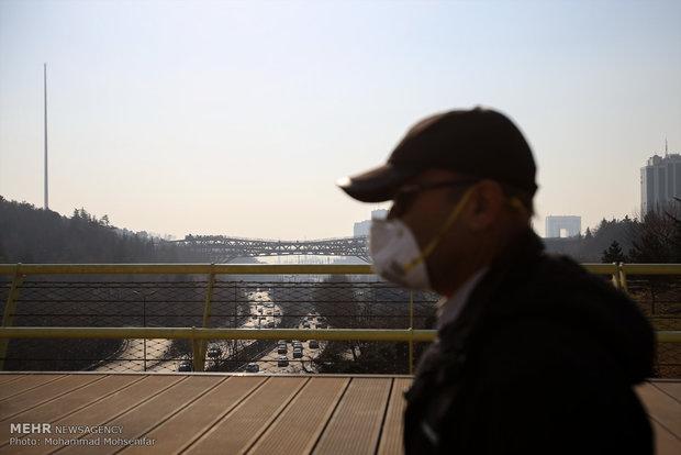 ۴۷۳۰ بیمار تنفسی و قلبی به دلیل آلودگی هوا روانه اورژانس شدند
