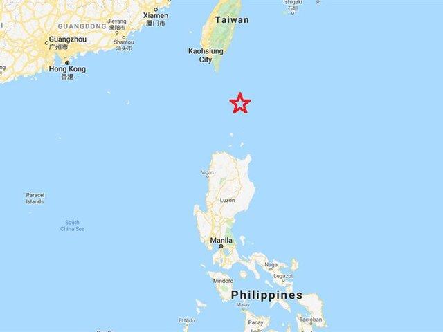 ۴ مصدوم بر اثر زلزله ۵.۹ ریشتری در فیلیپین