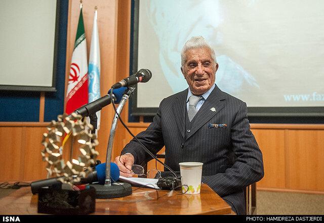 """جملات به یادماندنی """"پروفسور رضا"""" در آخرین حضورش در ایران"""