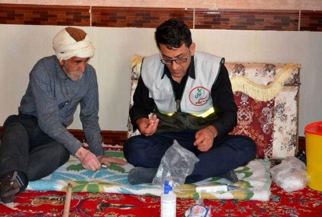 اعزام 700 تیم بهداشتی و درمانی به مناطق محروم