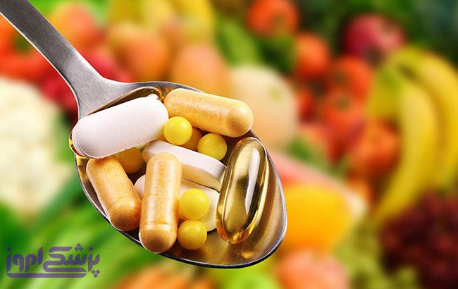 تاثیر مصرف مکمل ها بر کبد چرب
