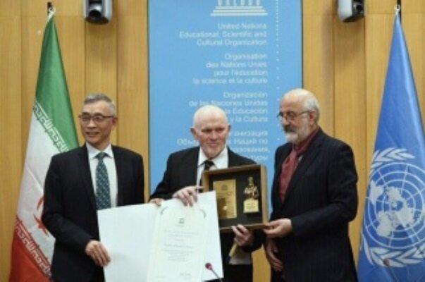 برنده جایزه ایرانی «ابن سینا برای اخلاق در علم» معرفی شد