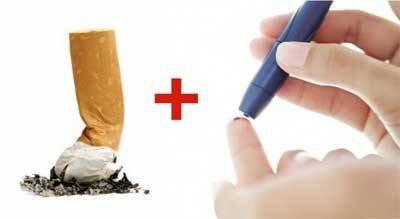 افزایش ۳۰ تا ۴۰ درصدی احتمال بروز دیابت در افراد سیگاری