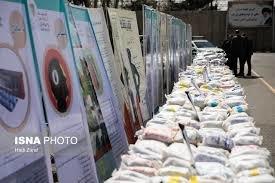 کشف بیش از ۵ تن مواد مخدر در مرزهای سیستان و بلوچستان