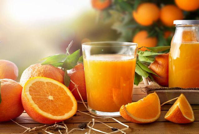 آب میوههای مفید برای مبتلایان به نقرس