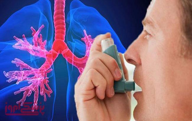 بررسی تاثیر اسپری بودزوناید بر آسم