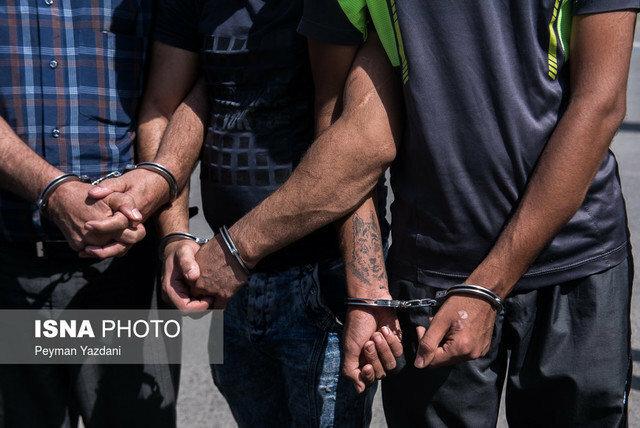 دستگیری، پایان خیانت ۴کارمند به امانت صاحبکار
