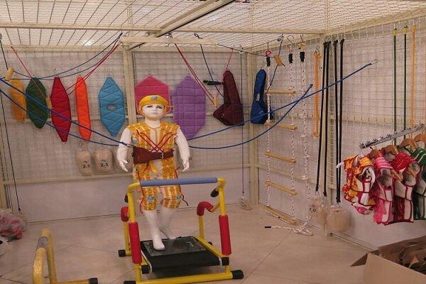 رتبه سوم ایران در کاردرمانی /خبر خوش برای کودکان فلج مغزی