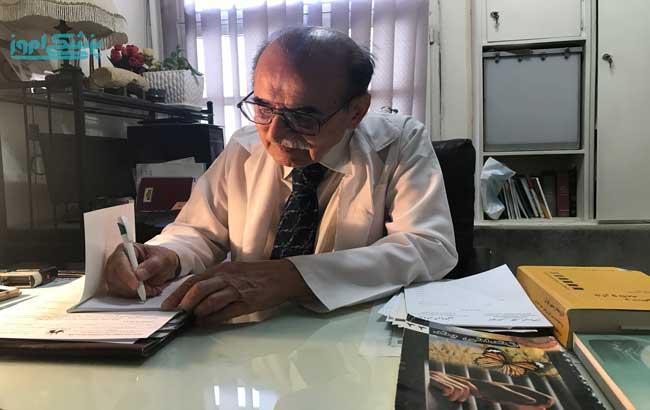 دیدار با پزشکی دانشمند؛ پروفسور محمودلطفی