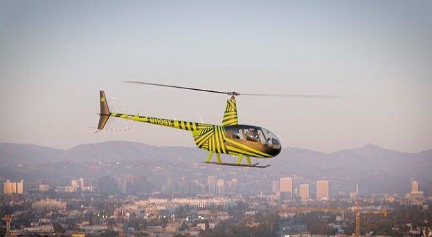 ابداع یک فناوری جدید برای خودران کردن بالگردها